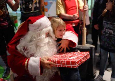 L'Arbre de Noël Maison Bleue 2016