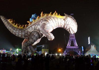 Eiffela en Chine 2018