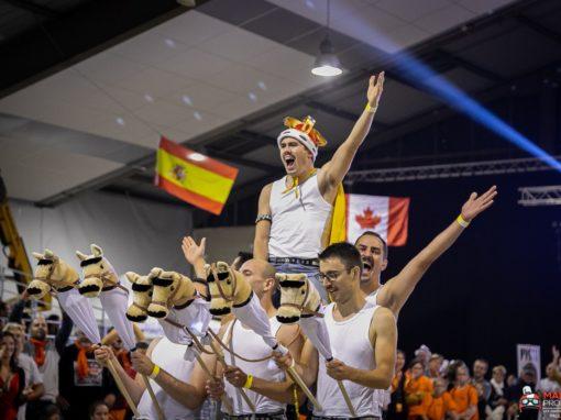 Championnat du Monde du Cheval à 2 Pattes 2019